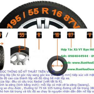 Lốp Vỏ Xe ô tô