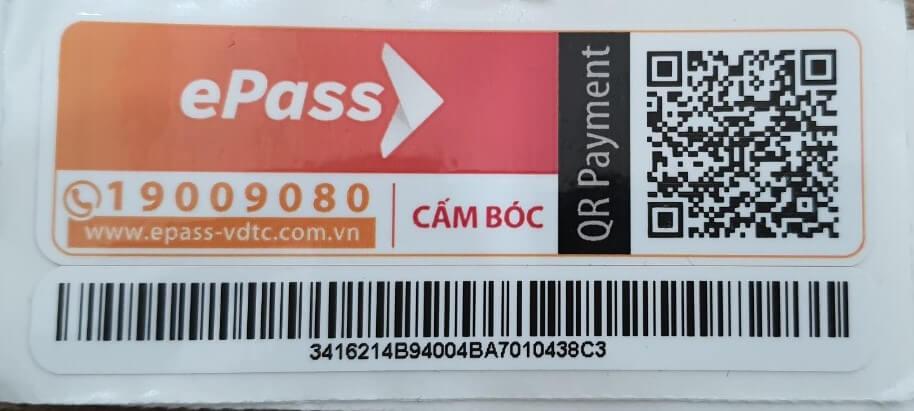 Miễn phí Dán thẻ epass thu phí tự động HTX Bạn Hữu Đường Xa