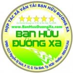 Logo của nhóm HTX Bạn Hữu Đường  Xa